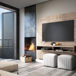 Como escolher o móvel para TV de acordo com a decoração de sua sala?