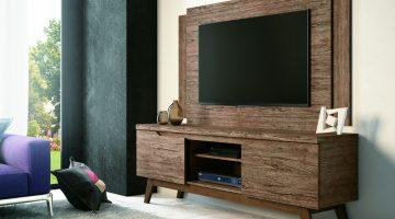 5 dicas para escolher o rack ideal para uma sala pequena
