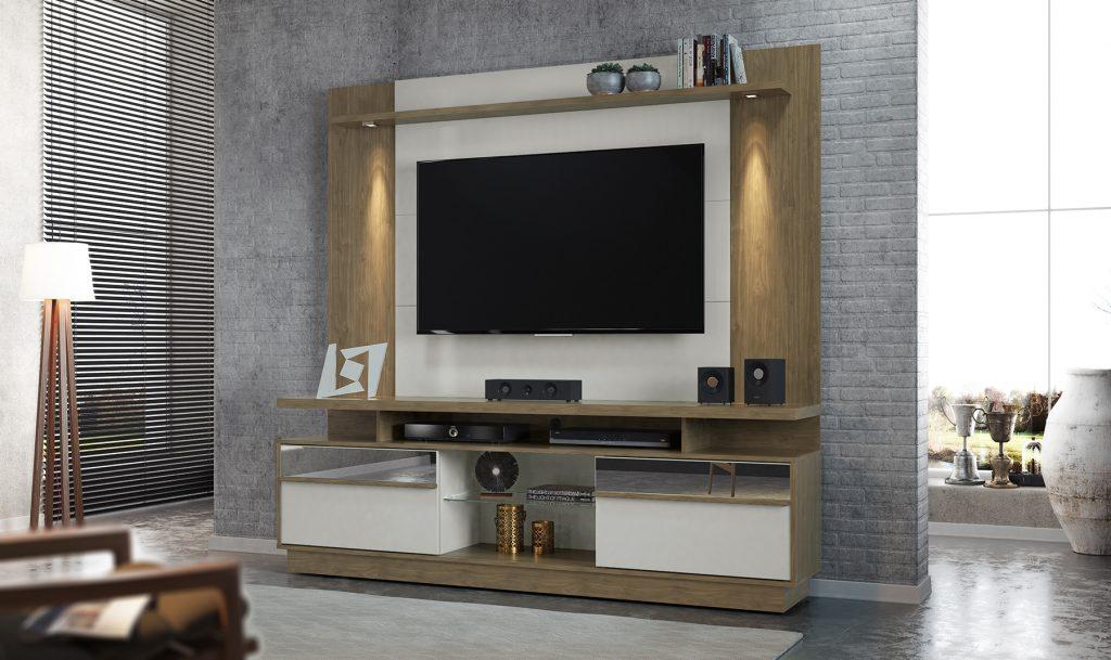 1001a4934 5 dicas para escolher o rack ideal para uma sala pequena - Blog da Linea