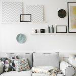9 dicas para organizar quadros na sua sala