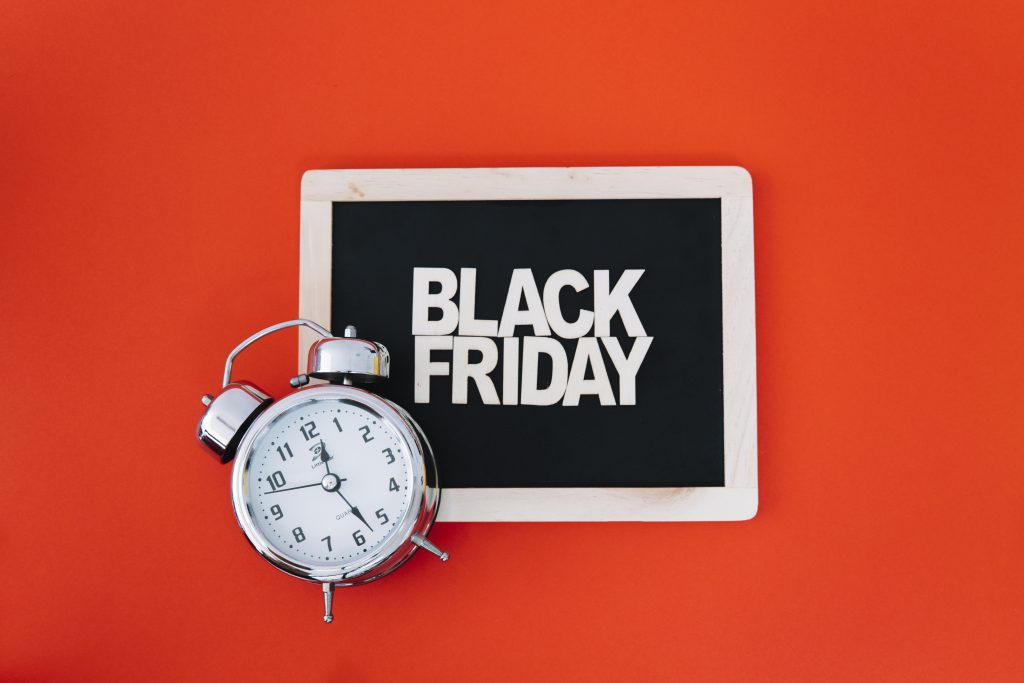 Aumentar vendas de moveis na Black Friday