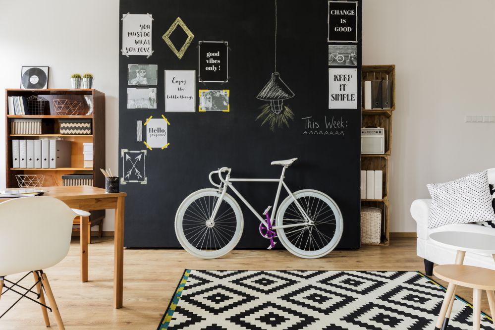 8 ideias criativas para decorar as paredes da sua casa for Decorar paredes de casa
