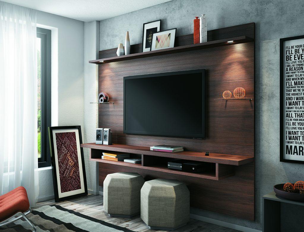 Como escolher painel para TV