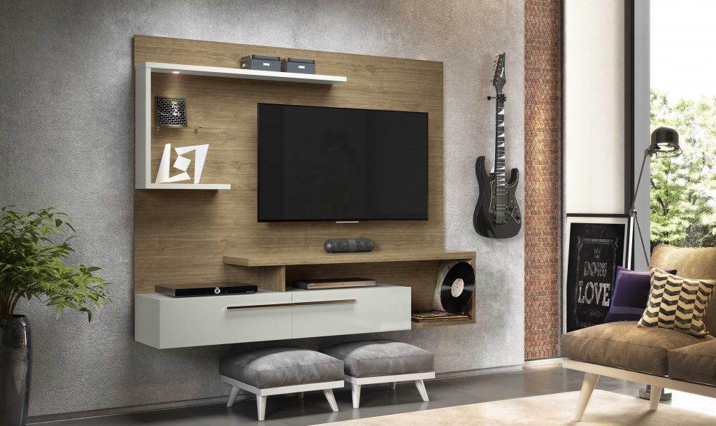 como escolher um painel para tv